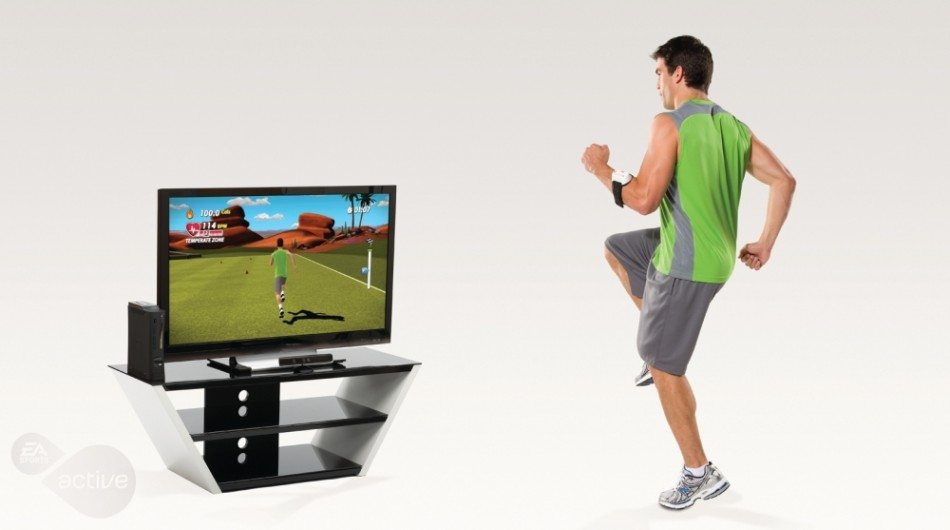 EA Sports Active 2 game for Microsoft Xbox 360 Kinect