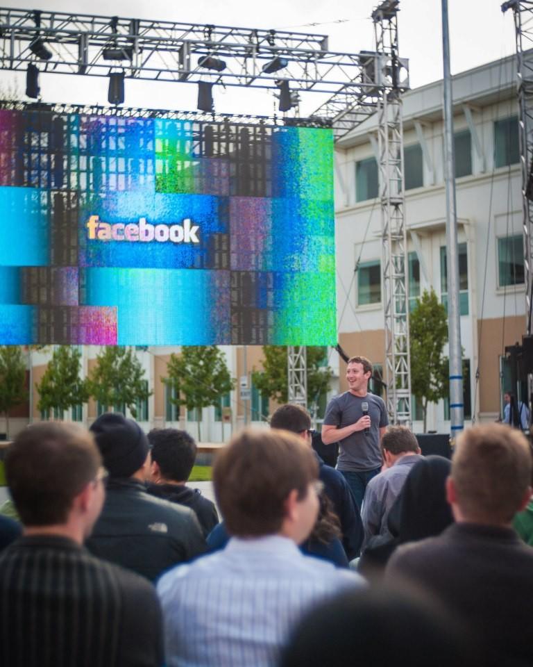 Facebook Hackathon IPO