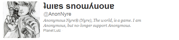 AnonNyre