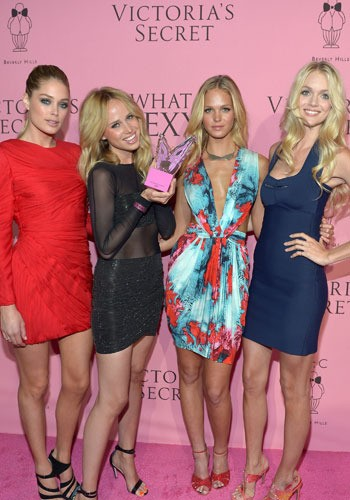 Victoria's Secret What Is Sexy? VIP Party Celebrities