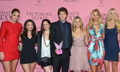 Victorias Secret What Is Sexy VIP Party Celebrities