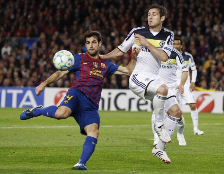 Barcelona vs Chelsea, Champions League Semi-Final Second Leg