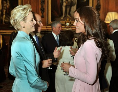 When Two Princesses Met Kate Middleton Vs. Princess Charlene at Jubilee Lunch, Who Looked Best