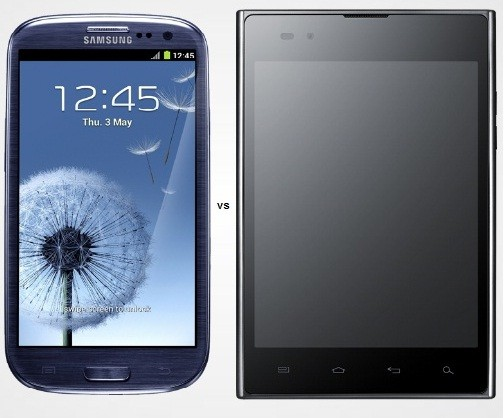 Samsung Galaxy S3 vs LG Optimus Vu: Is the Samsung with Powerful Processor the Conqueror?