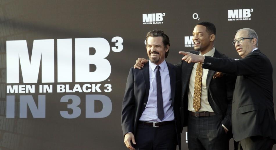 Men In Black 3-D