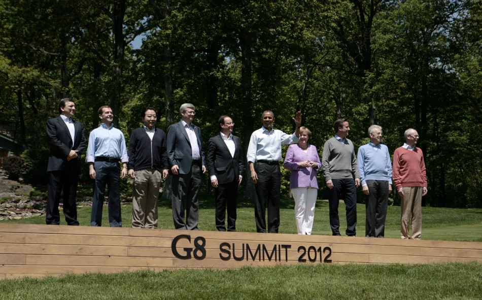 G8 summit