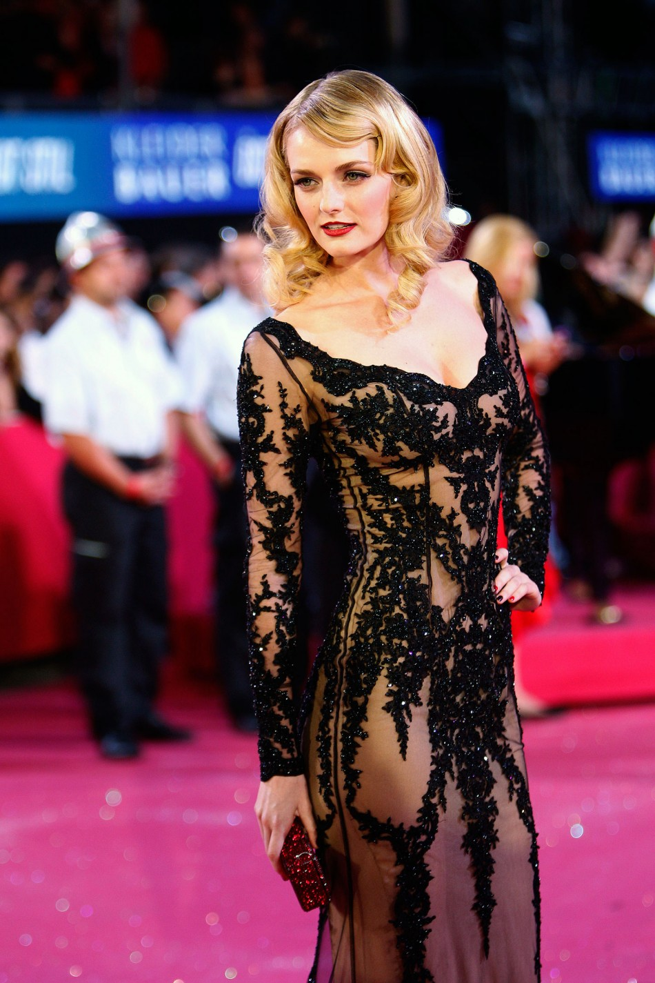20th Vienna Life Ball: Celebrities, Models and Participants