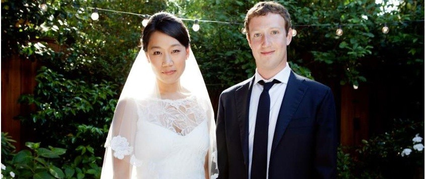 Mark Zuckerberg Marries Girlfriend Priscilla Chan