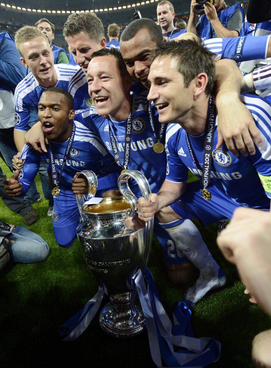 Champions League Glory Is More Than A Trophy For Chelseas Ivorian Stars