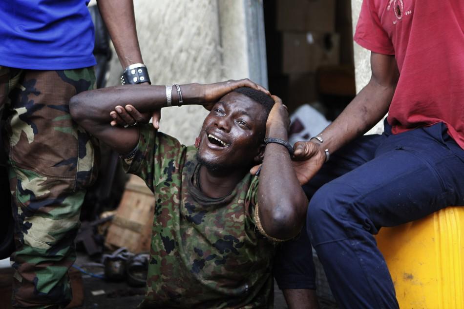 Civil War In The Ivory Coast