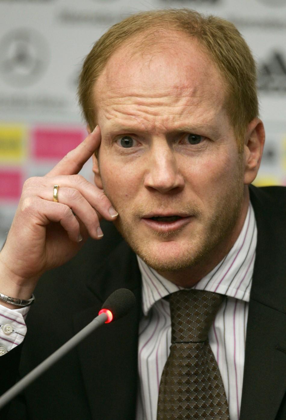 Germany Sporting Director Matthias Sammer