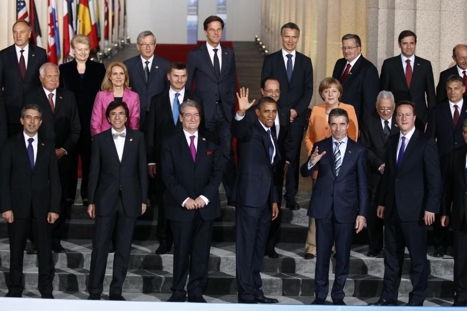 Nato Summit 2012