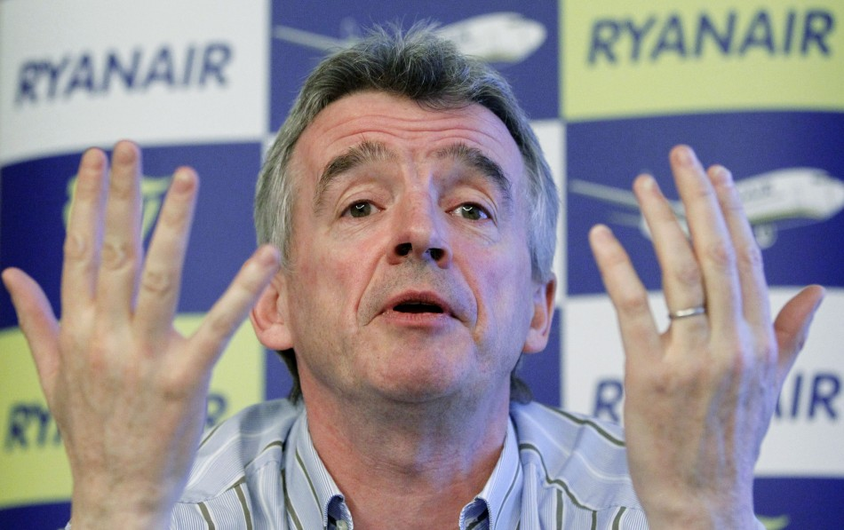 Michael O'Leary Ryanair