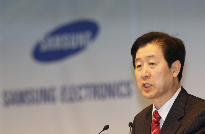 Samsung CEO Choi Gee-sung