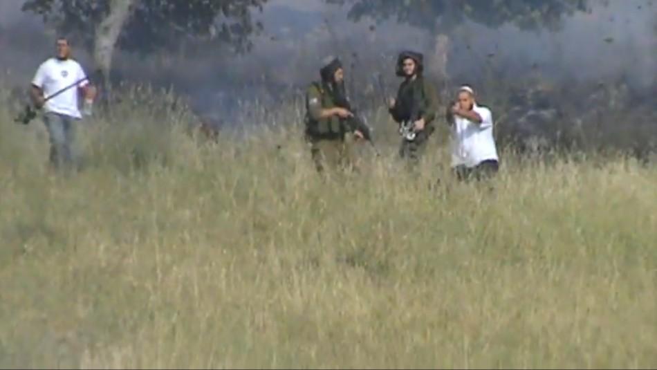 Palestinian Shot as Israeli Troops Stood by, Organisation Says