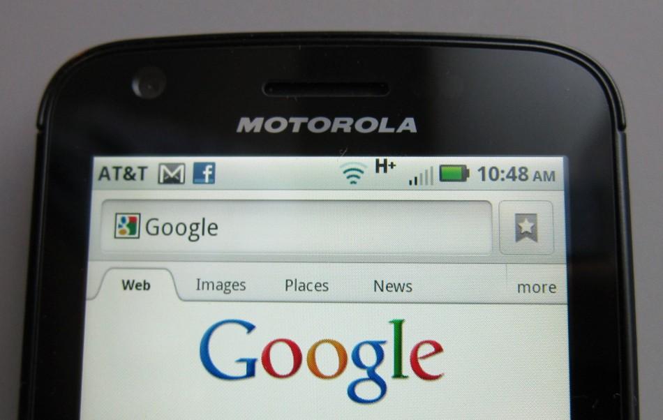 Motorola Google