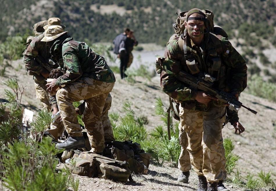 Walter Mitty Hunt website to expose bogus war heroes