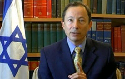 Israel foreign ministry spokesman Yigal Palmor