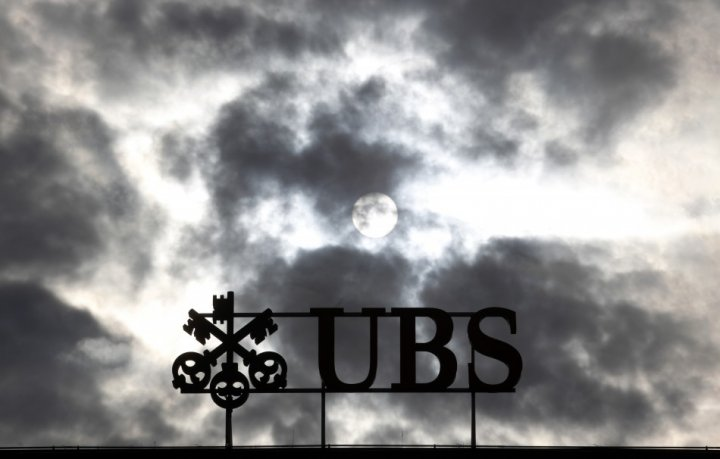 UBS traders fine