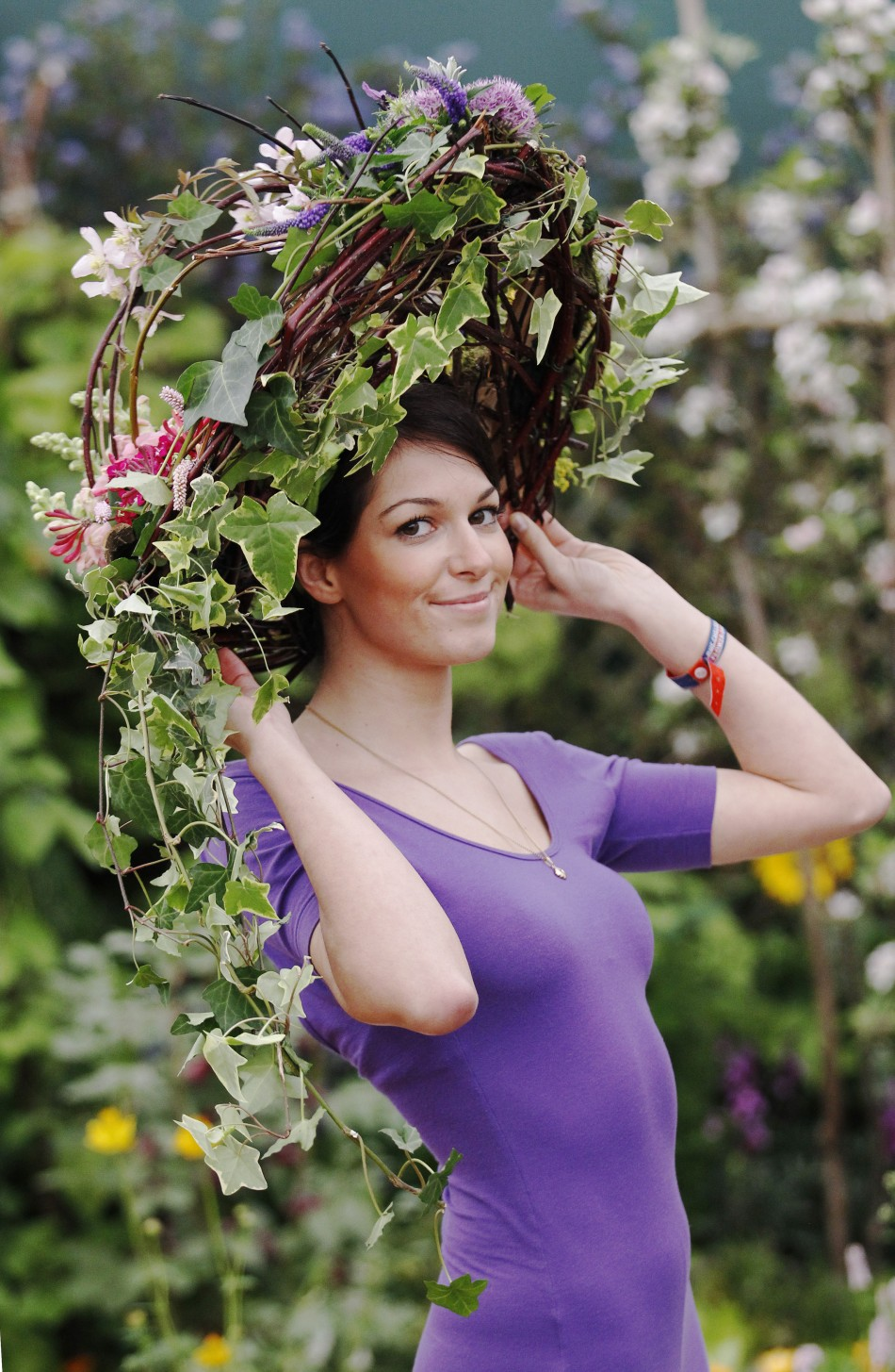 Spectacular Displays at 2012 Chelsea Flower Show