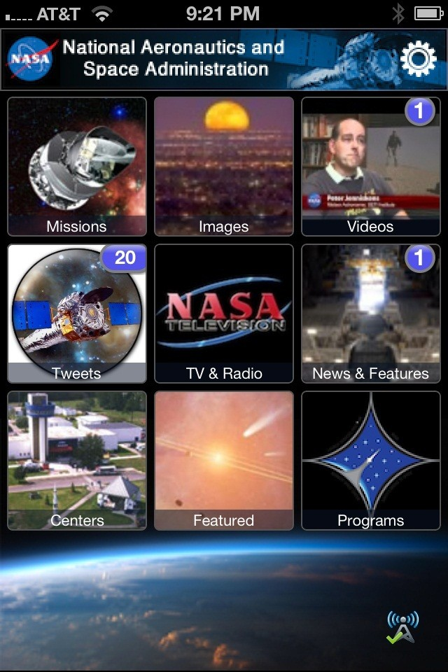 Nasa Has Released New App For iPhone and iPad