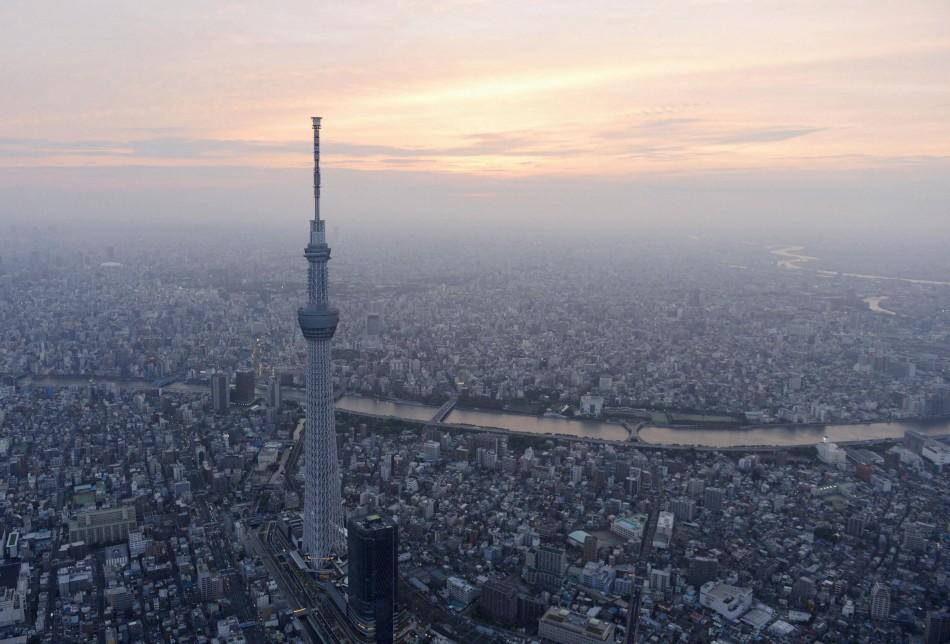 Tokyo, Fitch downgrade Japan A