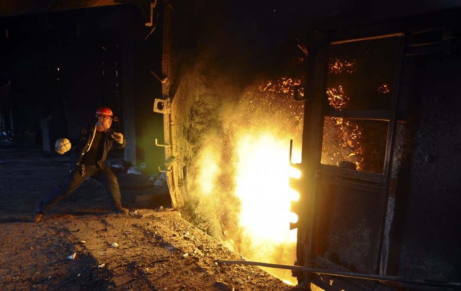 China commodities metal demand