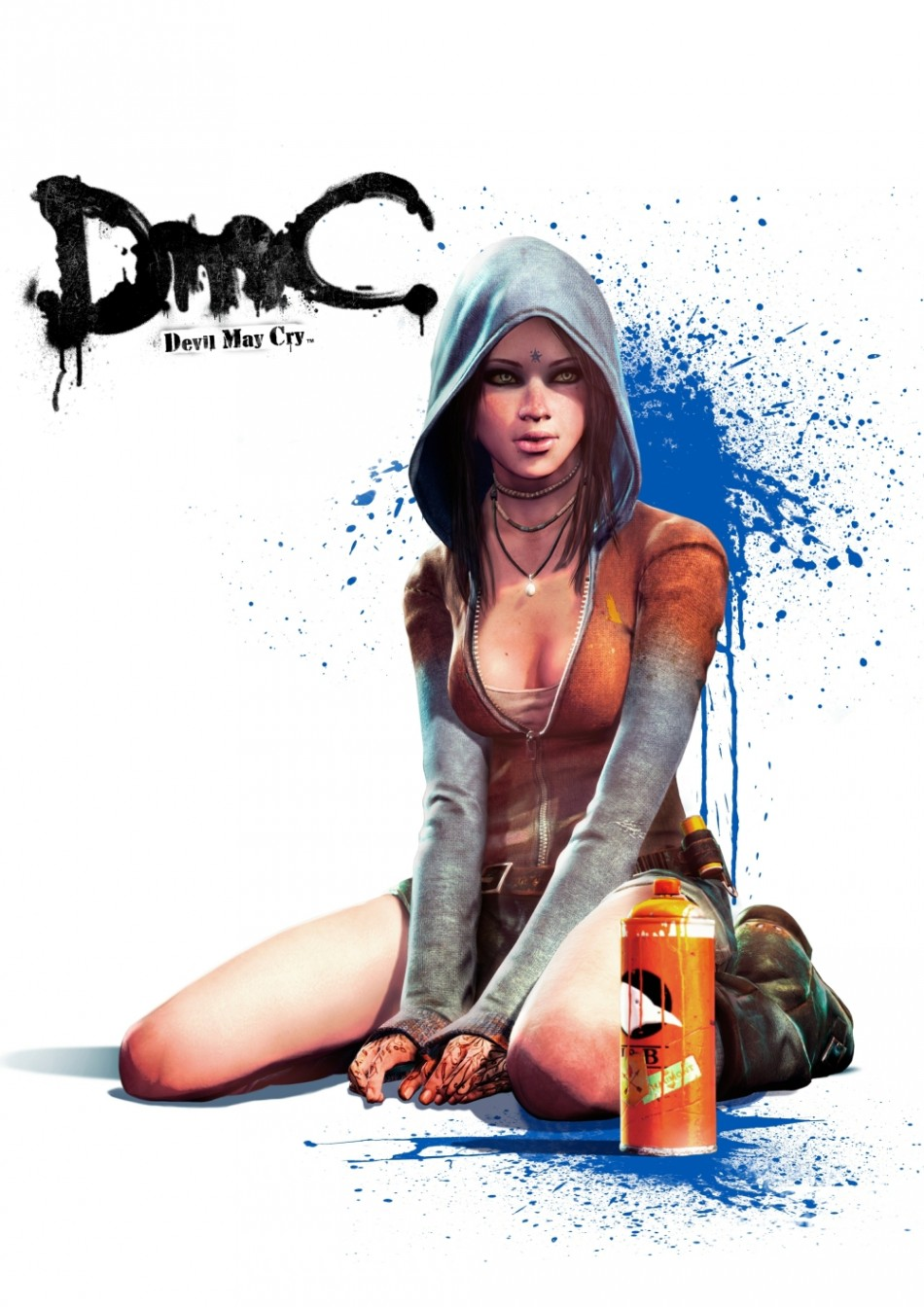 DmC Devil May Cry reboot New Character Kat