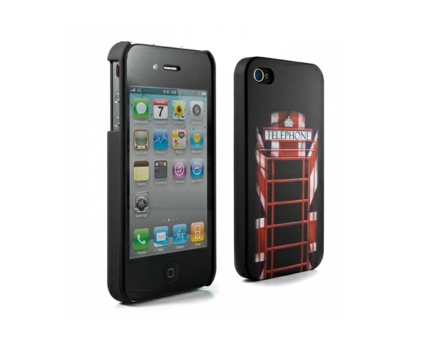 Proporta Releases British Telephone Box iPhone 4S Case