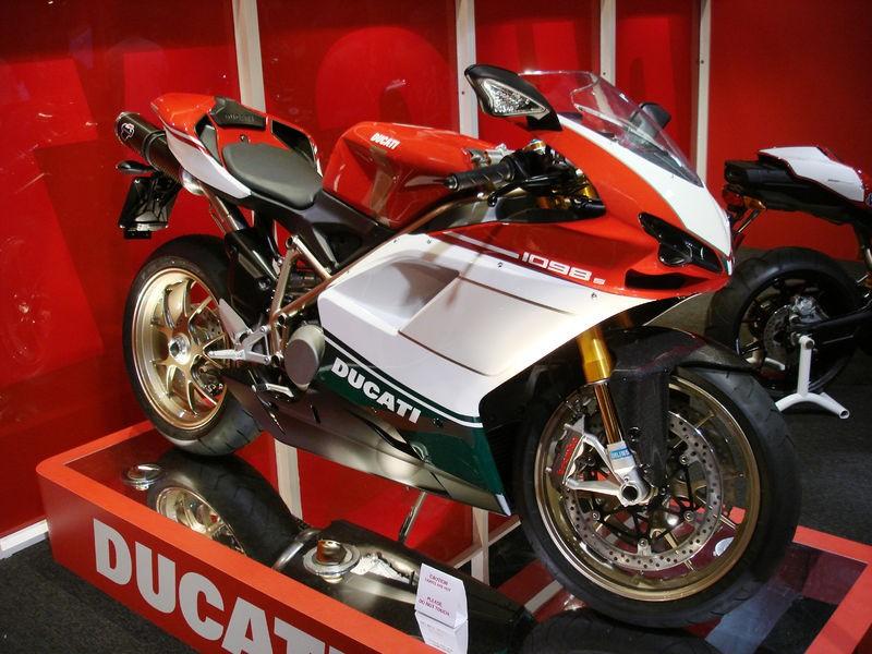World Record Set at RM Auctions Monaco Ducati Sale