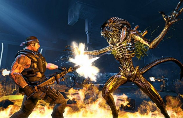 Aliens Colonial Marines Release Date Delayed Until February 2013