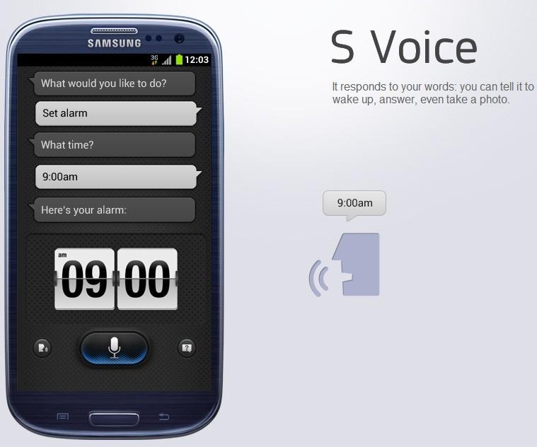 S Voice