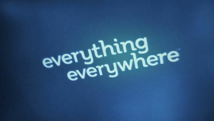 Everything everywhere 4g network