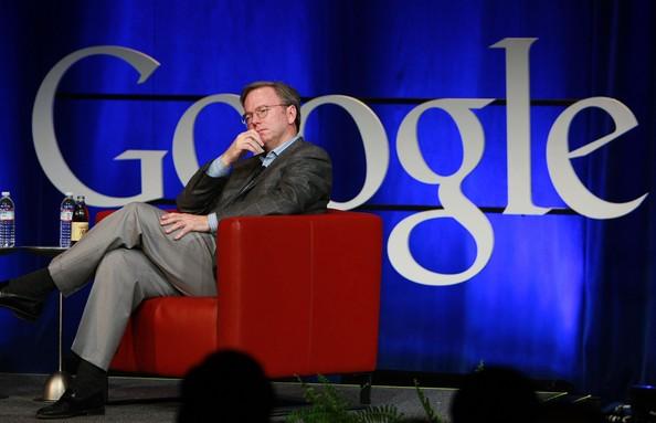 Google Eric Schmidt Big Tent