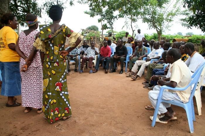 Women of West Africa