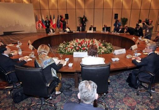 Iran baghdad talks