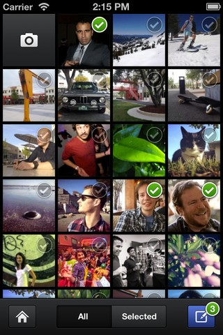 Facebook Launched Camera App for iPhone: New App Reflects Instagram?