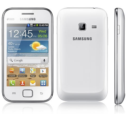 On 24 May, Samsung has announced its new Android smartphone, Galaxy Ace Duos. The