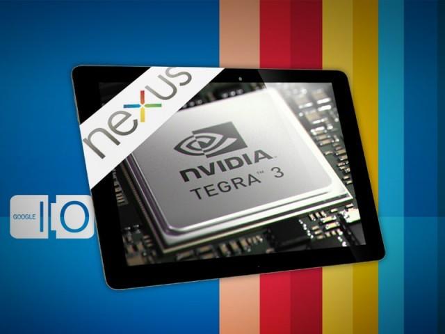 Google Nexus Tablet Tegra 3