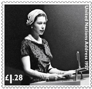 Diamond Jubilee Stamps