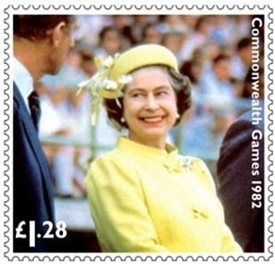 Diamond Jubilee Stamps PHOTOS