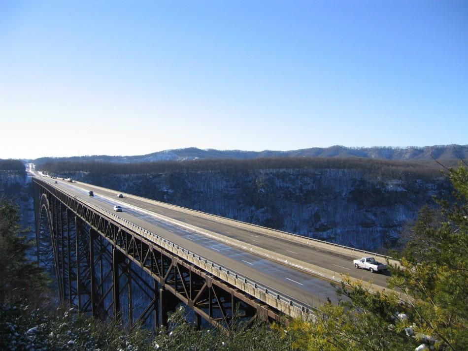 8. West Virginia