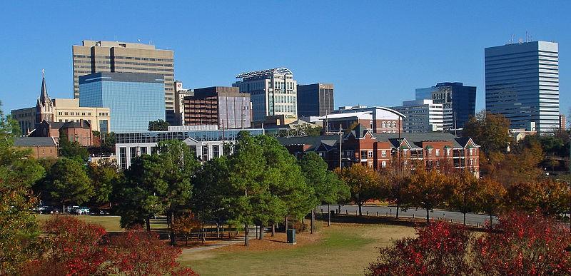 6. South Carolina