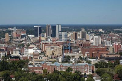 3. Alabama