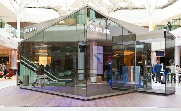 The Korean giant has announced that it will launch Samsung Mobile PIN which will be the first European location to sell the Galaxy S3 in London starting 29 May.