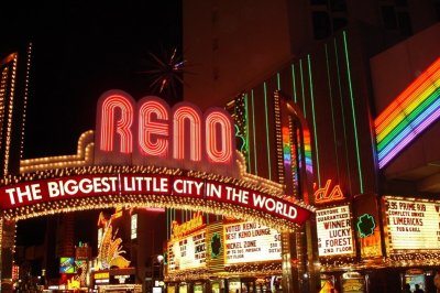 2. Reno, Nev.