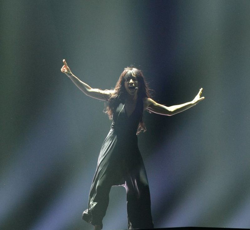 Loreen from Sweden won the 2012 Eurovision Song Contest.