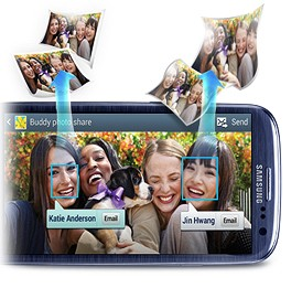 The customers who will pre-order the Galaxy S3 at Carphone Warehouse will get a free entertainment pack worth £75.