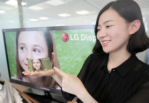 L:G Full HD 1080p 5-inch screen with 44ppi pixel density