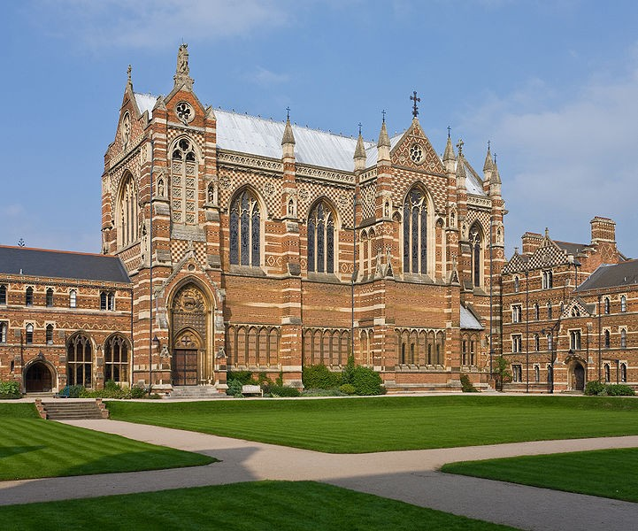4. University of Oxford, UK